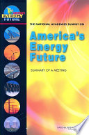 The National Academies Summit on America s Energy Future