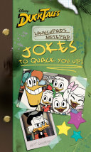 download ebook ducktales: launchpad\'s notepad: jokes that will quack you up pdf epub
