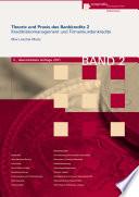Theorie und Praxis des Bankkredits