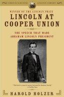 download ebook lincoln at cooper union pdf epub