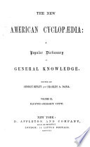 THE NEW AMERICAN ENCYCLOPAEDIA: A Popular Dictionary OF GENERAL KNOWLEDGE