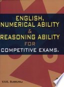 English Numerical Ability   Numerical Ability for Competitive Examinations