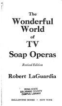 The Wonderful World of TV Soap Operas