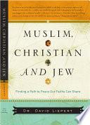 Muslim  Christian  and Jew