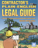Contractor s Plain English Legal Guide