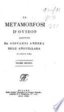 Le Metamorfosi d Ovidio