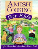 Amish Cooking for Kids