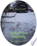 Schnee im Fr  hling