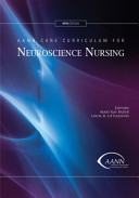 AANN Core Curriculum for Neuroscience Nursing