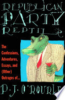 Republican Party Reptile