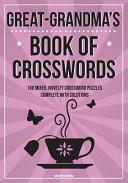 Great Grandma s Book of Crosswords