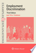 Examples   Explanations for Employment Discrimination