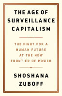 The Age of Surveillance Capitalism Book