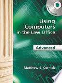 Using Computers In The Law Office Advanced