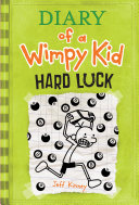 Hard Luck (Diary of a Wimpy Kid #8) Book