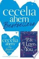 Cecelia Ahern 2 Book Bestsellers Collection One Hundred Names Ps I Love You