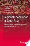 Regional Cooperation In South Asia