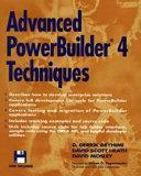 Advanced PowerBuilder 4 Techniques