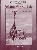 Study Guide to Accompany Asking About Life