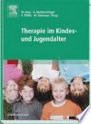 Therapie in der Kinder  und Jugendmedizin