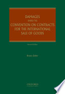 Damages Under the Convention on Contracts for the International Sale of Goods