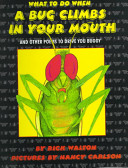 What To Do When A Bug Climbs In Your Mouth : ...