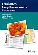 Lernkarten Heilpflanzenkunde : Therapiestrategien