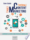 prima  Content  poi  Marketing