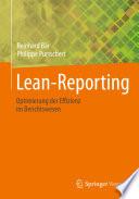 Lean-Reporting