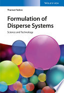 Formulation of Disperse Systems