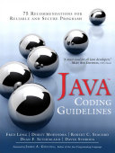 Java Coding Guidelines