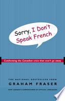 Sorry I Don T Speak French