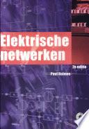 Elektrische Netwerken 2 E