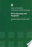 PFI in Housing and Hospitals