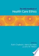The Sage Handbook Of Health Care Ethics