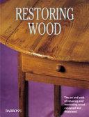 Restoring Wood