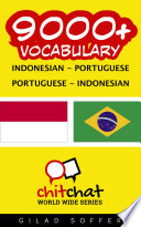 9000+ Indonesian - Portuguese Portuguese - Indonesian Vocabulary