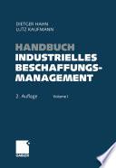 Handbuch Industrielles Beschaffungsmanagement