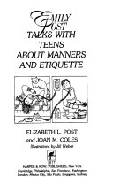 Emily Post talks with teens about manners and etiquette