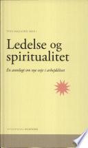 Ledelse og spiritualitet