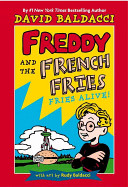 Fries Alive! Float Nine Year Old Freddy Funkhouser Constructs A