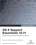 Os X Support Essentials 10 11 Apple Pro Training Series