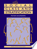 Social Class and Stratification