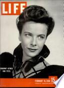 16 Feb 1948