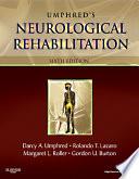 Neurological Rehabilitation E Book