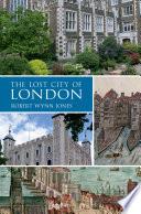 download ebook the lost city of london pdf epub