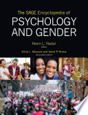 The SAGE Encyclopedia of Psychology and Gender