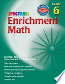 Enrichment Math  Grade 6