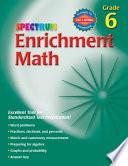 Enrichment Math Grade 6