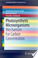 Photosynthetic Microorganisms